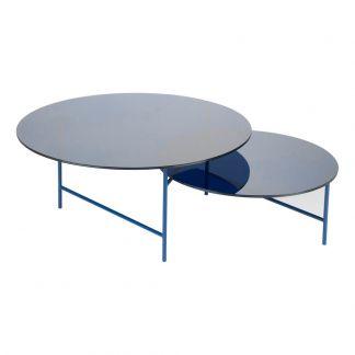 Zorro Coffee Table, Note Design Studio Blue