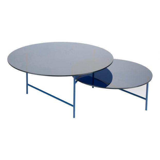 Zorro Coffee Table Note Design Studio Blue