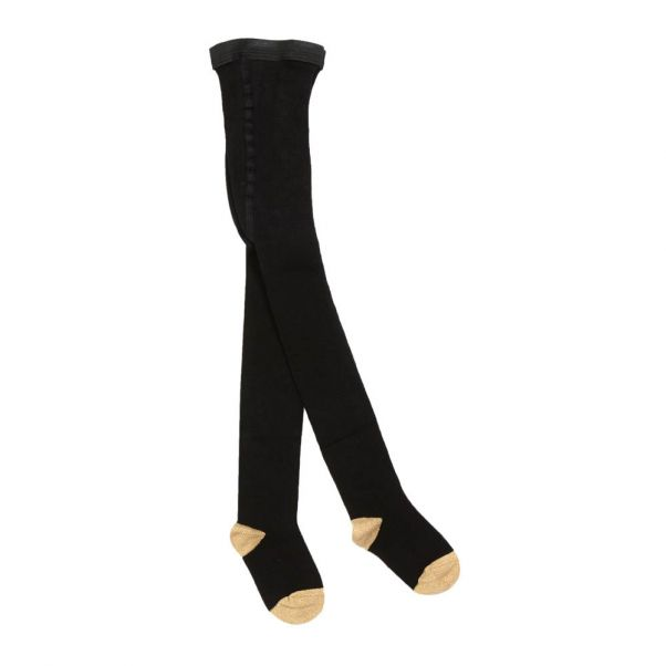 91a46359464 Luna Lurex Tights Black Louis Louise Fashion Children