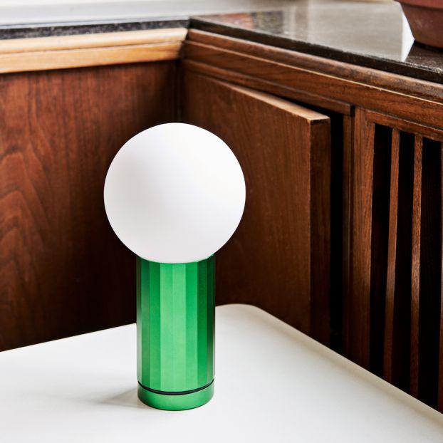 Lampe Poser Turn Vert Design Hay À Adulte On TJlK13Fc