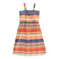 product-Hundred Pieces Striped Maxi Dress