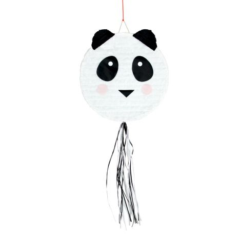 Piñata Panda Blanco My Little Day Design Infantil