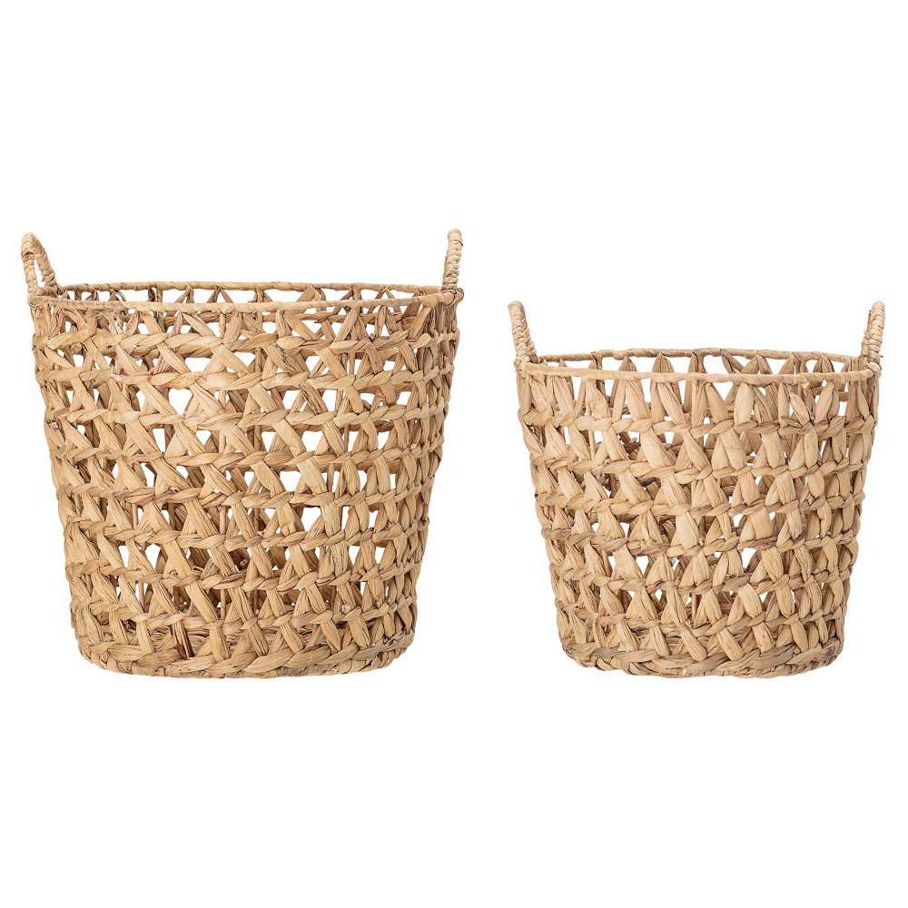 outlet store 55f1e 20c0d Water Hyacinth Baskets - Set of 2 Bloomingville Design Adult. «
