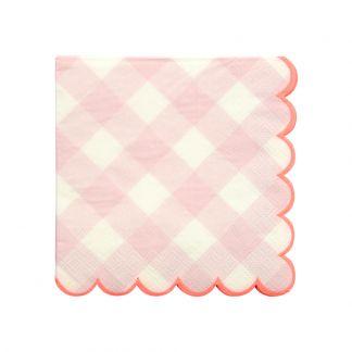 Tableware Toot Sweet Large Paper Napkins by Meri Meri Party Supplies