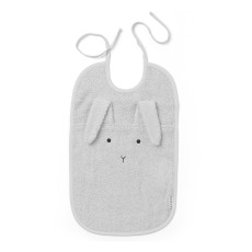 product-Liewood Théo Organic Cotton Terry Cloth Rabbit Bib
