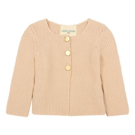 df4494fa9 Little Cardigan Powder pink Louis Louise Fashion Baby