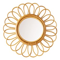 product-Bonton Bohème Flower Mirror