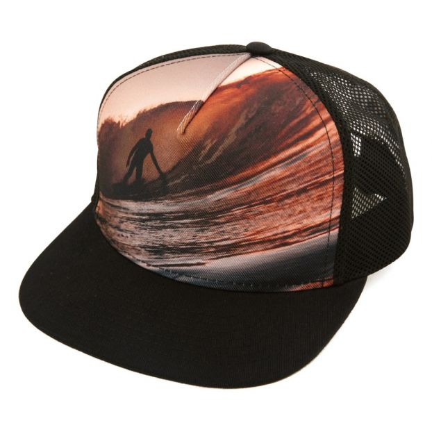 Sunblade Surfer Cap Black Finger in the nose Fashion Teen  67d55ecb8522