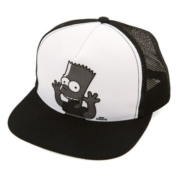 Sunblade Bart Cap Black Finger in the nose Fashion Teen  84a66bd68533