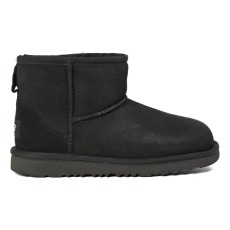 product-Ugg Classic Mini II Fur Lined Suede Boots