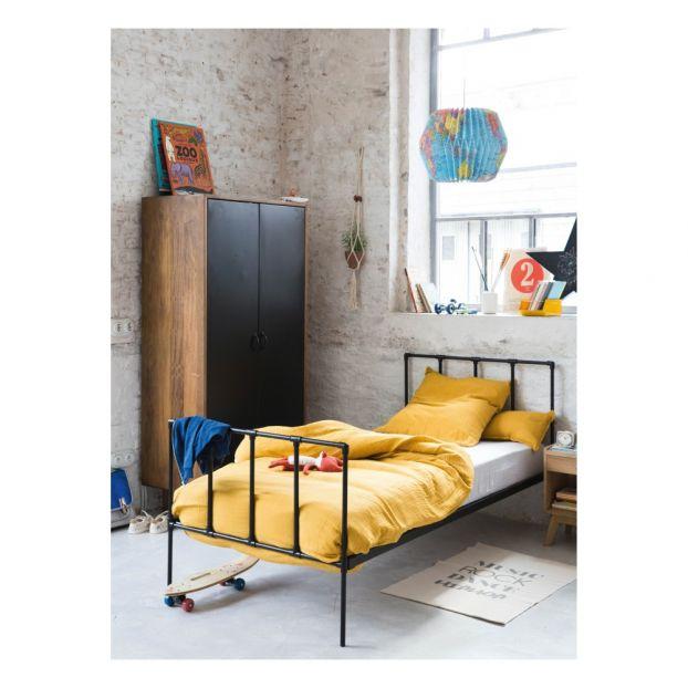 Housse De Couette Dream Jaune Moutarde Bonton Design Enfant