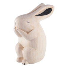 product-T-Lab Rabbit Wooden Figurine