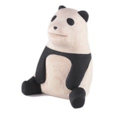 product-T-Lab Panda Wooden Figurine