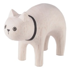product-T-Lab Cat Wooden Figurine