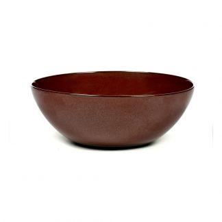 107b089f66d8 Bowl 15x6cm Rust Serax Design Adult