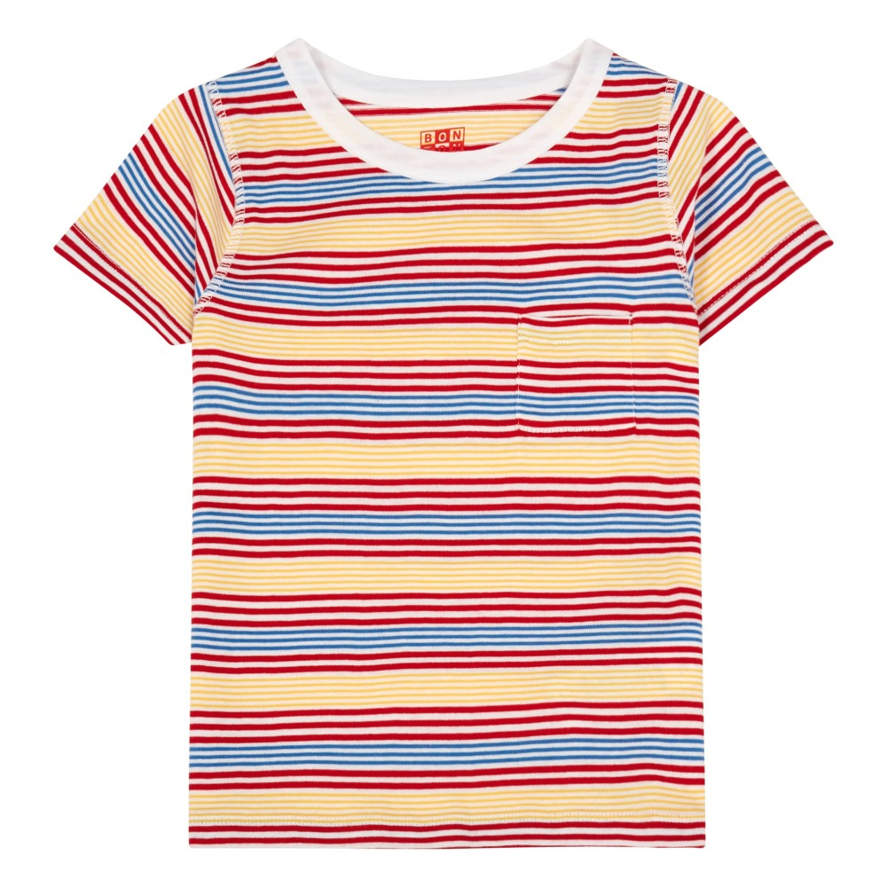 efcd1a950daff Striped T-Shirt Multicoloured Bonton Fashion Children. «