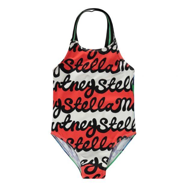 0ffe3bbf7 Stella Gigi 1 Piece Swimsuit Red Stella McCartney Kids Fashion