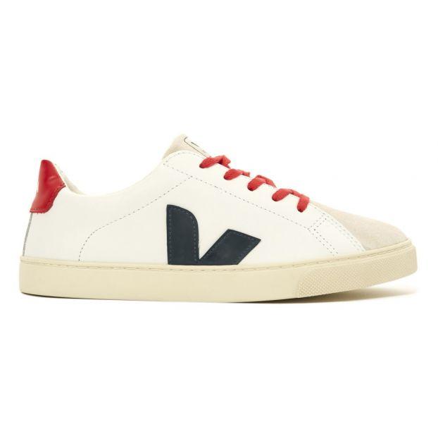huge discount 19687 7dad3 Sneakers in pelle e camoscio Esplar Rosso