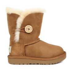product-Ugg Bailey Button II Fur Lined Suede Boots