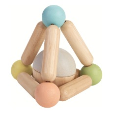 product-Plan Toys Hochet triangle pastel