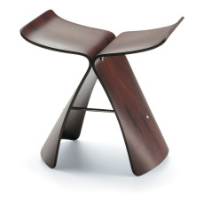 product-Vitra Tabouret Butterfly - Sori Yanagi, 1954