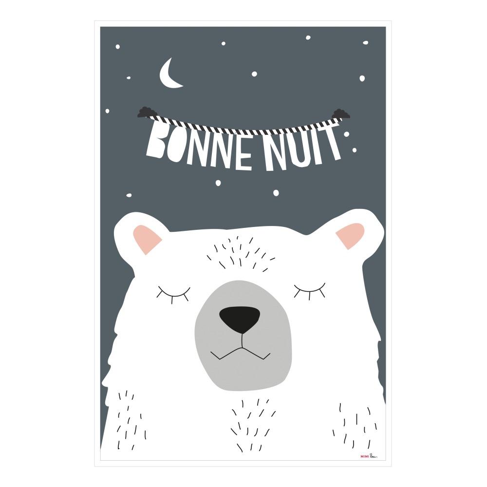 Poster Bonne Nuit Hit, Vorschlag 4491
