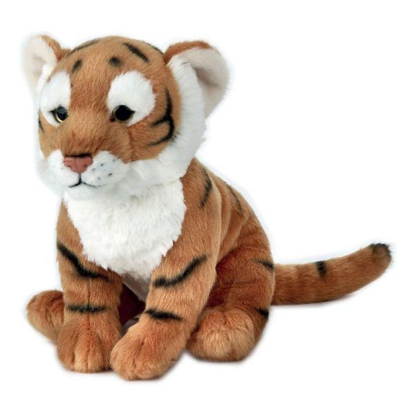 Tiger Kuscheltier 24 Cm National Geographic Spiele Und Freizeit