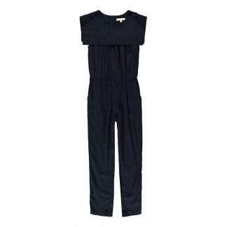 f5968a80858 Chloé Overstitched Sailor Collar Jumpsuit-listing