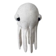 product-Bigstuffed Albino Octopus Mini Soft Toy 30cm