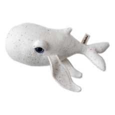 product-Bigstuffed Albino Whale Mini Soft Toy 30cm
