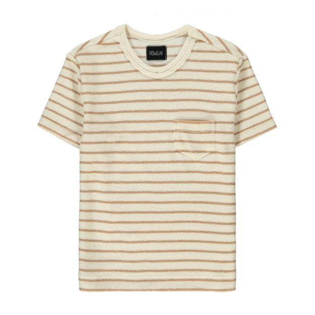 3c5f8017fc6 Little Psycho Killer Sweat T-Shirt Ochre