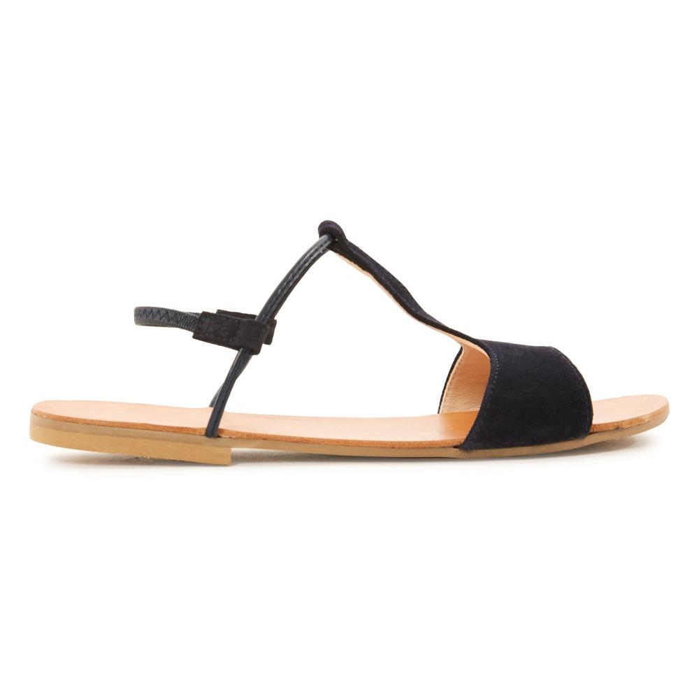 Sandales Suède Mikonos
