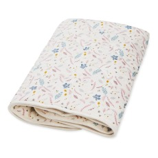 product-Cam Cam Organic Cotton Leaves Quilted Blanket