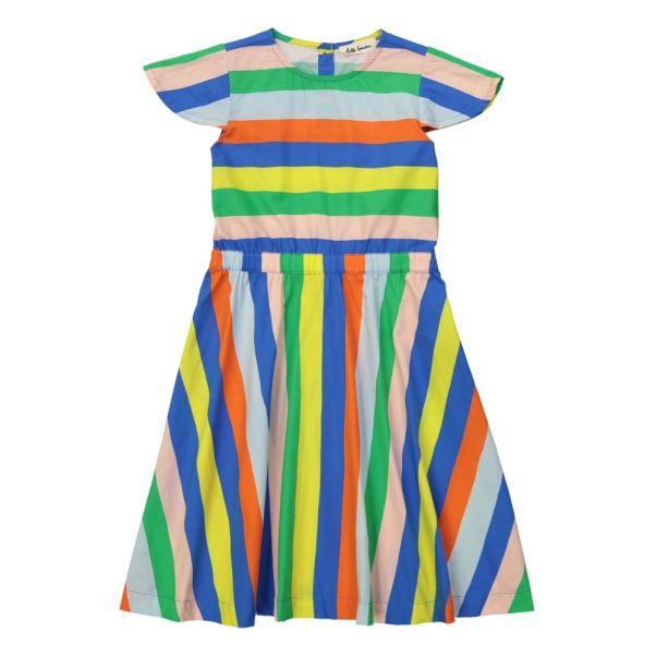 Robe Rayures Orphée Multicolore Hello Simone Mode Enfant e125c1274ef4