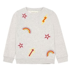 product-Stella McCartney Kids Suéter Badges Bordados Betty