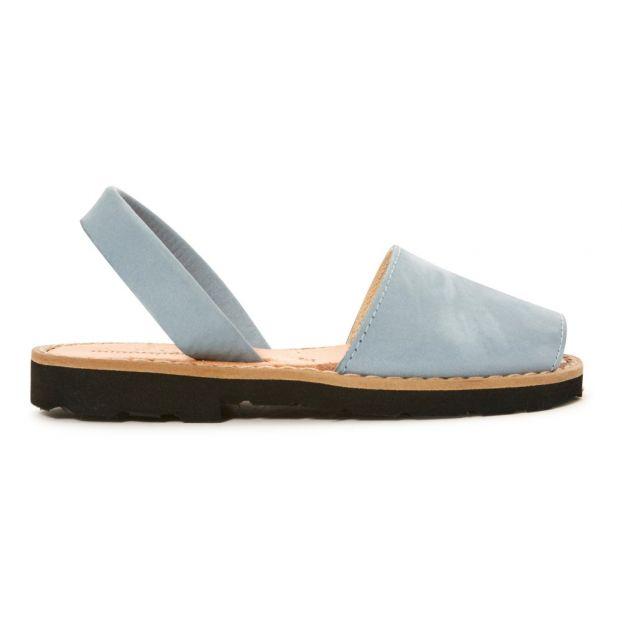 Sandales Sandales Nubuck Bleu Ciel Ciel Sandales Nubuck Avarca Avarca Bleu shCtQrd