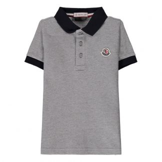 low priced f060c baa37 Polo in jersey Grigio