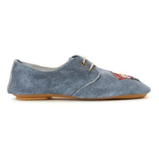515ed851640c Anniel Glitter Rainbow Suede Loafers-listing