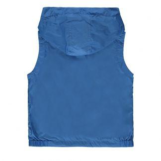 Jules Hooded Jacket Blue Moncler Fashion Baby Children