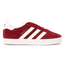 product-Adidas Gazelle Lace-Up Suede Trainers