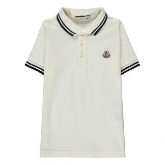 322772ac8949d Moncler Polo Jersey Bords Côtes-listing