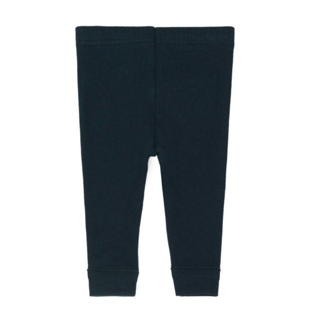 f646c1e75 Plain Leggings Navy blue Petit Bateau Fashion Baby