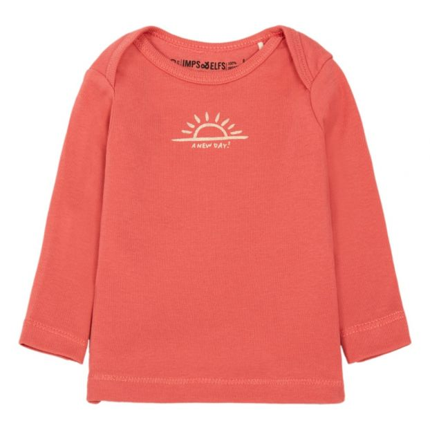 b217d662694 Sun Organic Cotton T-Shirt Pink Imps   Elfs Fashion Baby