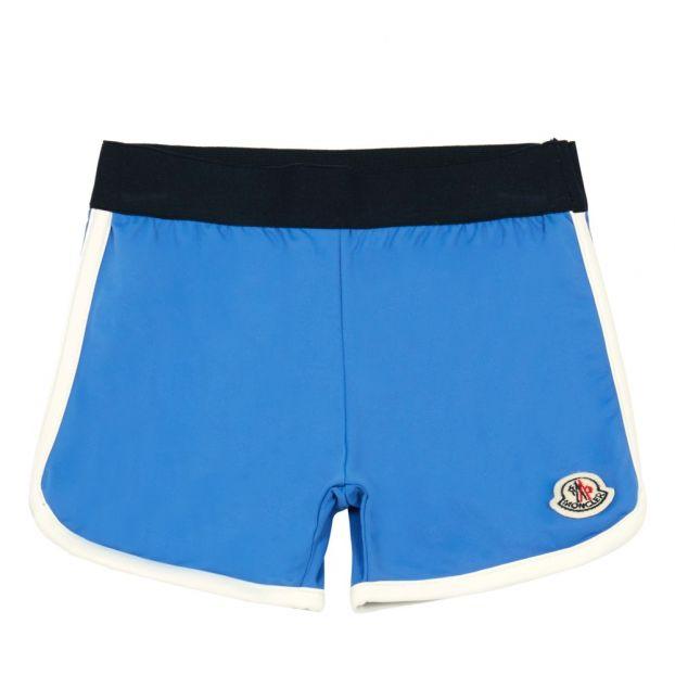 8ae4725a7e Swimshorts Blue Moncler Fashion Baby