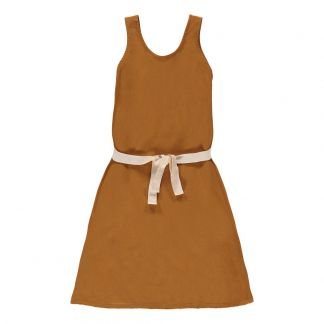 605c9364cec9 Little Creative Factory Dancer Cotton Belted Dress - Exclusive Little  Creative Factory x Smallable x Isetan