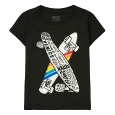 product-Californian Vintage Skateboard T-Shirt