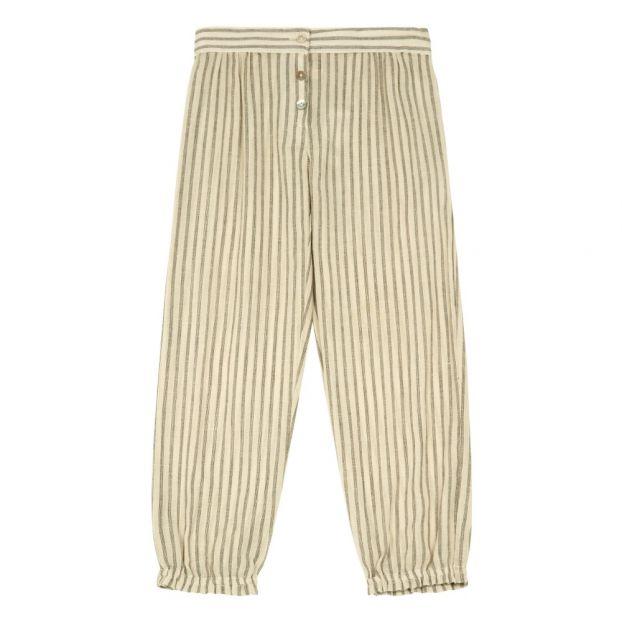 f8465132 Iceberg Striped Harem Trousers Grey Bonton Fashion Children
