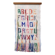 product-Ferm Living Kids Décoration murale ABC