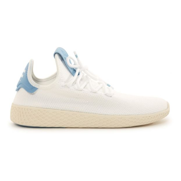 taille 40 4e788 c735f Tennis Lacets HU Pharrell Williams Blanc