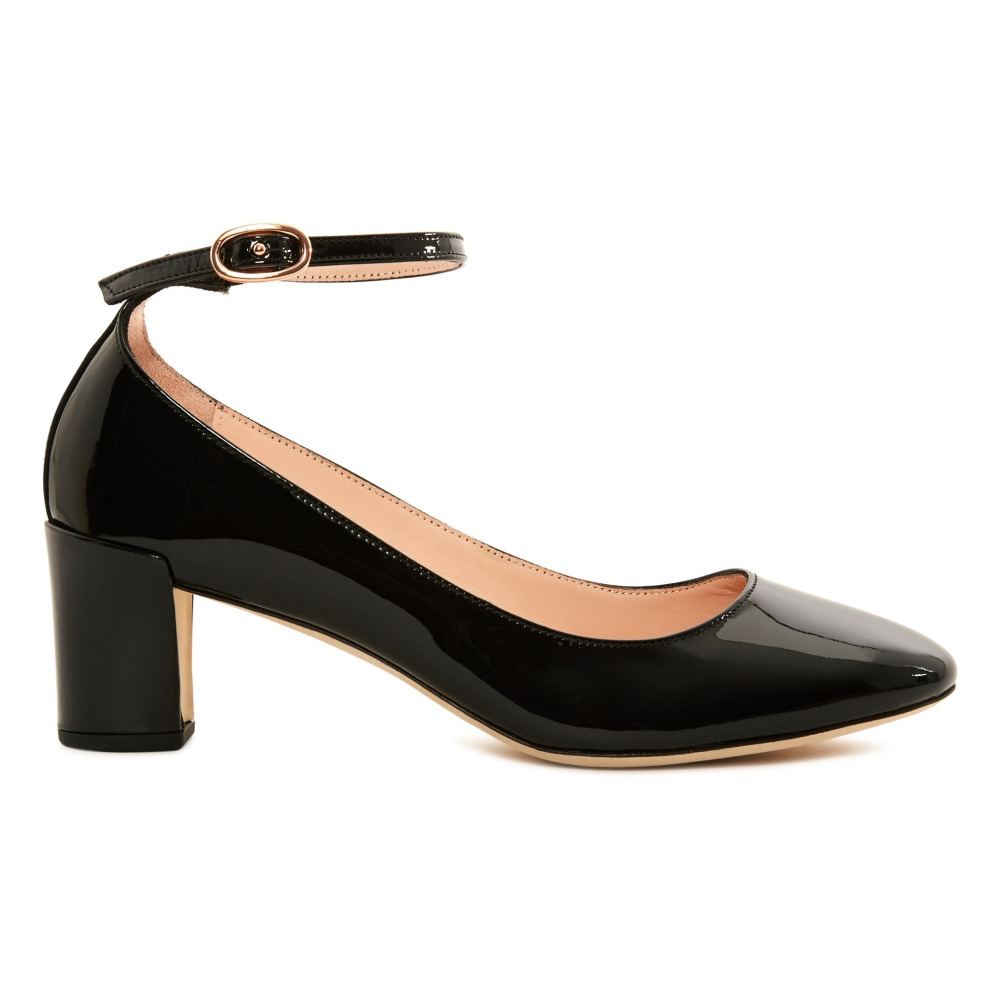 4b762a0353558 Electra Patent Mary Janes Black Repetto Shoes Adult